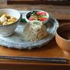 ライステラスカフェ - 料理写真:カレープレート