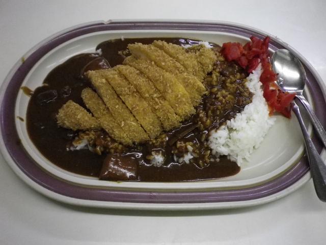 タブチ - 辛口 カツカレー