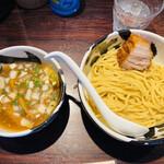 麺屋武蔵 武骨 - 冷やしつけ麺 900円