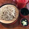原始村そば処 - 料理写真:もりそば(並(