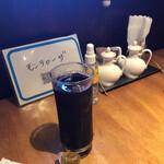 モンテローザ - ラーメンセット:コーヒー付