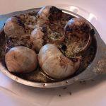 ミラマール - 昔から人気のエスカルゴのバターソース