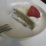 CAFERISTA - ケーキちょっと食べちゃった