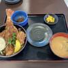 御食事処 たこ八 - 料理写真:海鮮ソースカツ丼 ¥1430