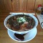 めんや たも - 料理写真:チャーシューメン(中太メン)1,000円