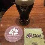 ヱビスビール記念館 - コースターももらえる ( ´θ`)