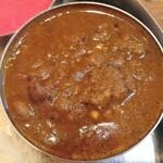 ボンベイ - 黒豆カレー