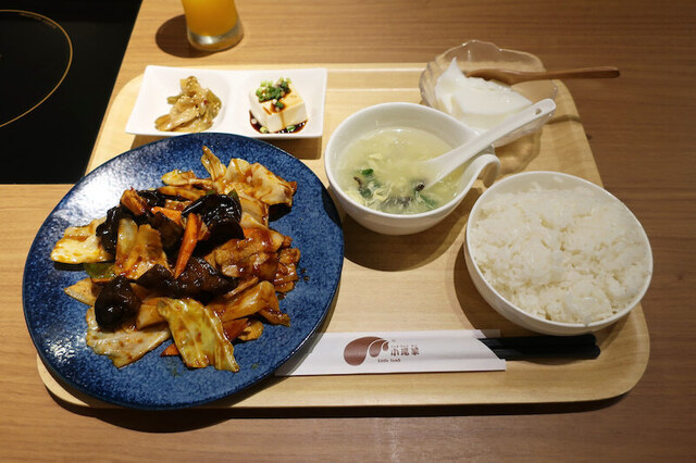 KONDO薬膳しゃぶしゃぶ 小尾羊 巣鴨店の料理の写真