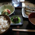 ぐらん・ま - 料理写真:日替わり定食