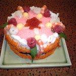 宝寿司 - 料理写真:お誕生日には、如何ですか