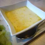 135704625 - グリーンカレーのスープ