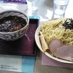 らぁめんや - つけ麺(大盛は無料) 780円