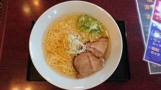 麺カフェオール - 塩ラ~メン