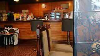 麺カフェオール - 店内
