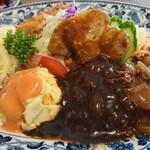 レストラン 精養軒 - 料理写真:Bランチ