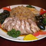 赤桃別館 - 冷製前菜盛合せ