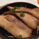 らあ麺ダイニング 為セバ成ル。カケル - 炙りチャーシュー