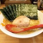 ラーメン大桜 - 料理写真:のりラーメン860円