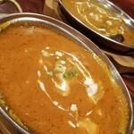 ガナパティババ - 料理写真: