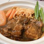 レストラン三幸 - 料理写真:ビーフシチュー