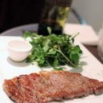 フカザワ カフェダイニング - 但馬牛のサーロインステーキ
