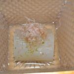 菊乃井 - ズイキ  薄酢
