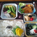 ふなき - 1000円税込みの弁当