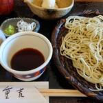 重吉 - おろし蕎麦