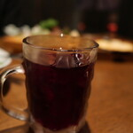 海鮮厨房 いおり膳 - 名物かちわりワイン