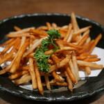 海鮮厨房 いおり膳 - フライドポテト