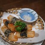 海鮮厨房 いおり膳 - 長芋のほっこり揚げ