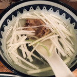 萃萃 - テールスープ