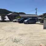 なかぶ庵 - 駐車場