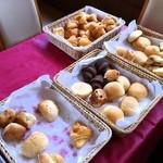 Kokosu - パン