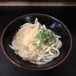 松下製麺所 - うどん1玉