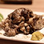 135730867 - 奥三河鶏の炭火焼