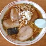 込山食堂 - 料理写真:チャーシューメン