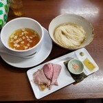 135736780 - 昆布水塩つけ麺