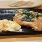 鉄板居酒屋OHANA - 山芋(すったのん)焼