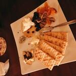 ジャパブ トベ - チーズ盛り合わせ