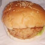 PAIN D'OR - 豆腐ハンバーガー