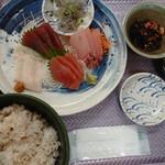 なみ - なみ海鮮丼