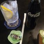 ラッシュライフ - セットドリンク(コカ・コーラ)