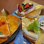 パリジェンヌ洋菓子店 -