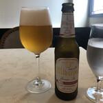 リストランテ・チェレスティーナ - ビットブルガーのノンアルコールビール