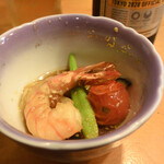 Daruma - 冷製煮びたし