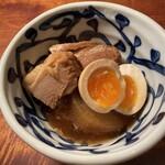 小割烹 おはし - 豚の角煮
