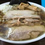太麺屋 - 太麺 大盛り