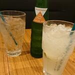 マンゴツリーカフェ - ドリンク