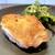 イタリア料理 スペランツァ - 広島県北の高宮町の廣島赤鶏のロースト ソースは葡萄のヴィンコットソース ほうれん草のソテー